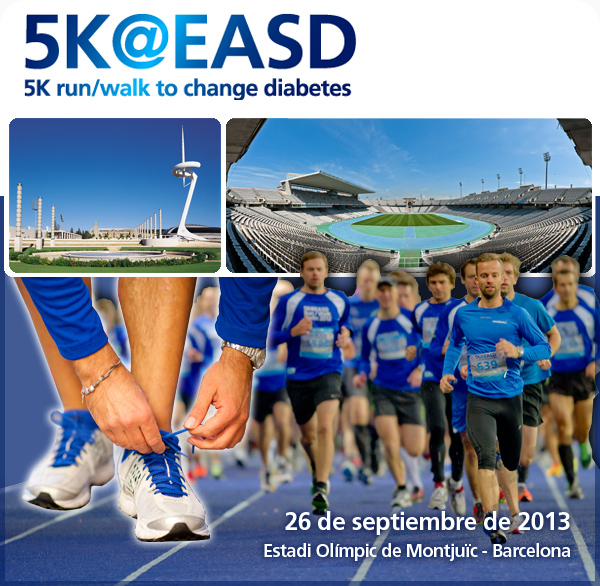 5K@EASD Run/Walk